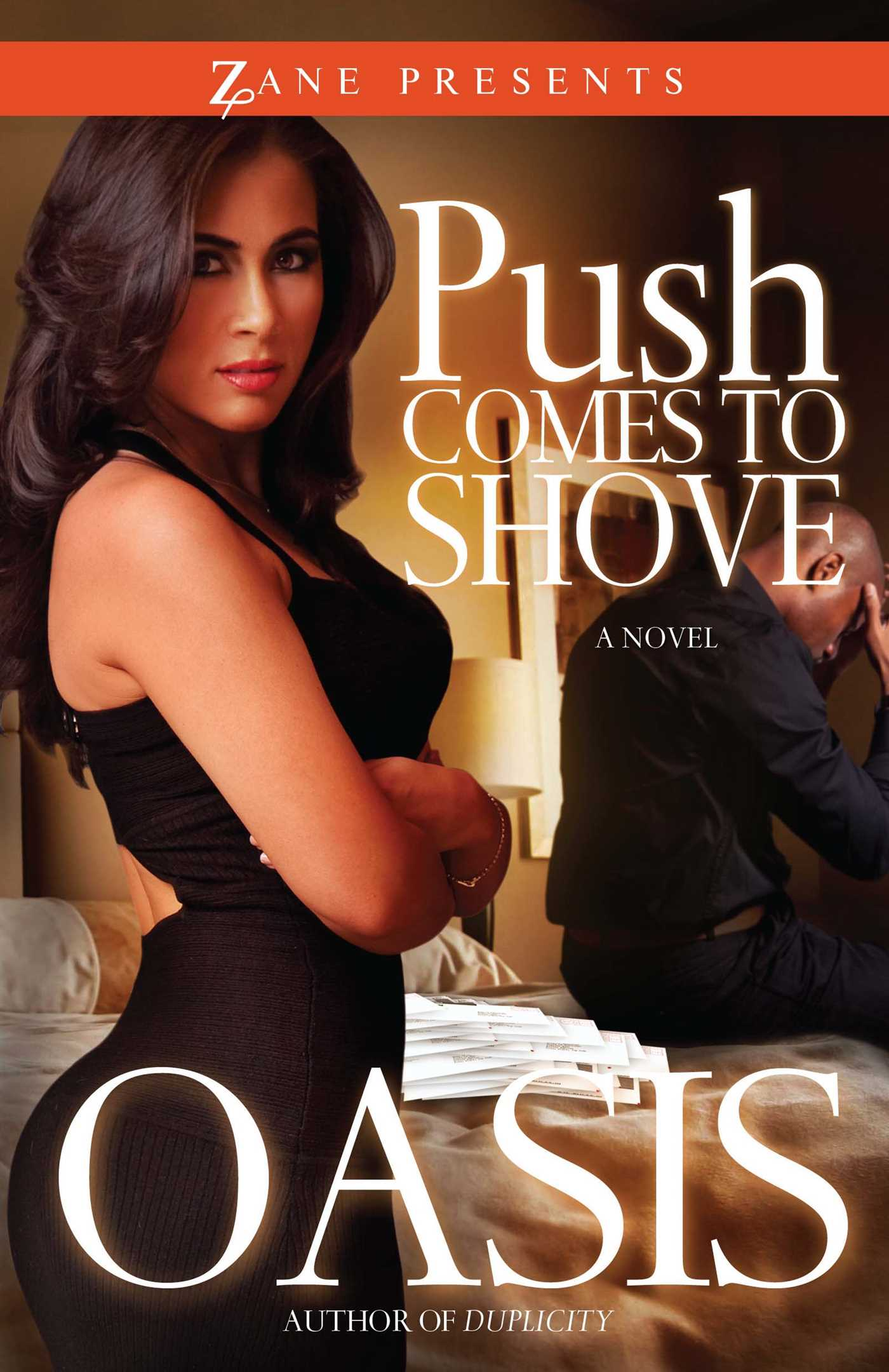 Push comes to shove 9781593092993 hr