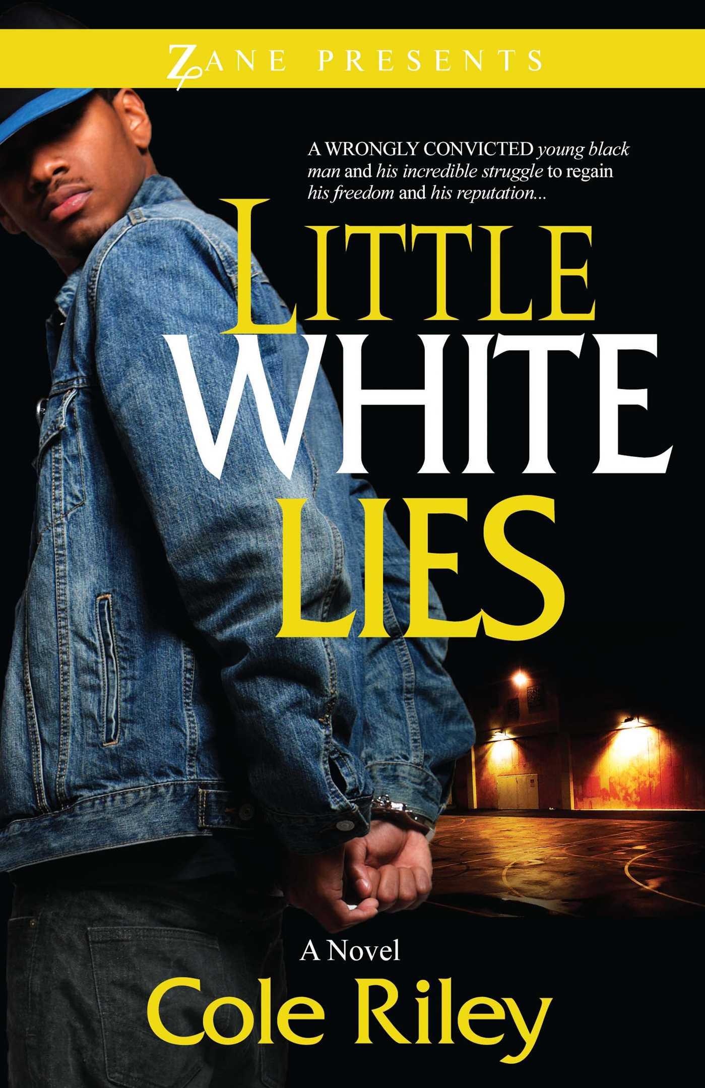 Little white lies 9781593095185 hr