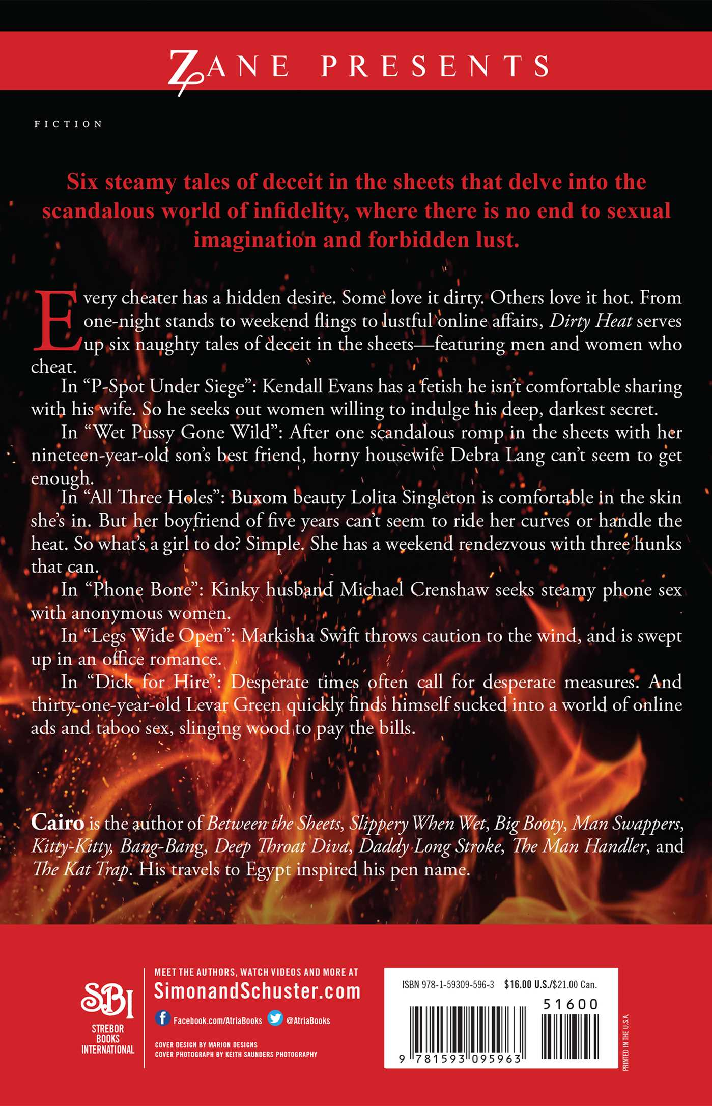 Dirty Heat | Book by Cairo | Official Publisher Page ...