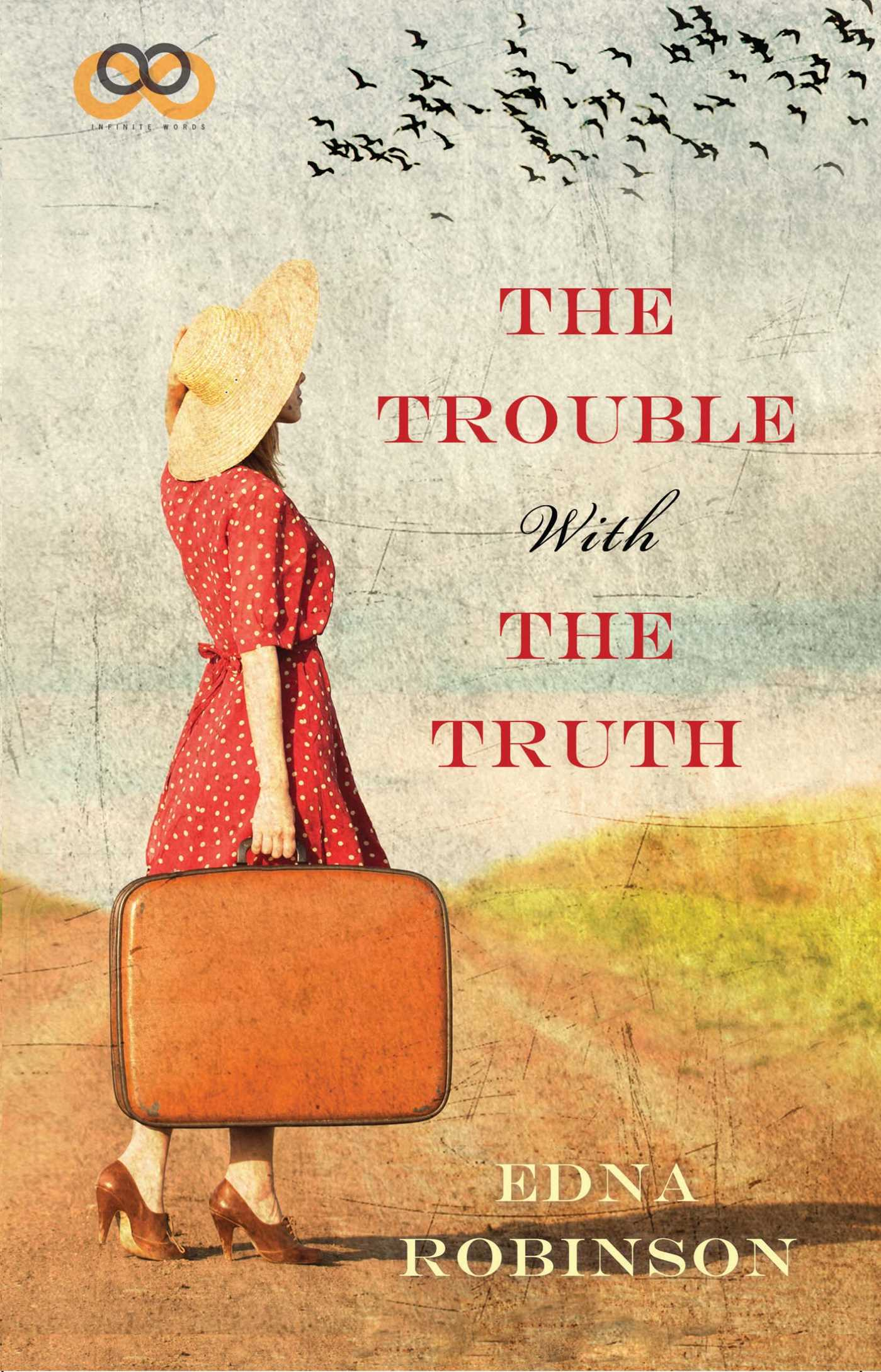 The trouble with the truth 9781593096403 hr