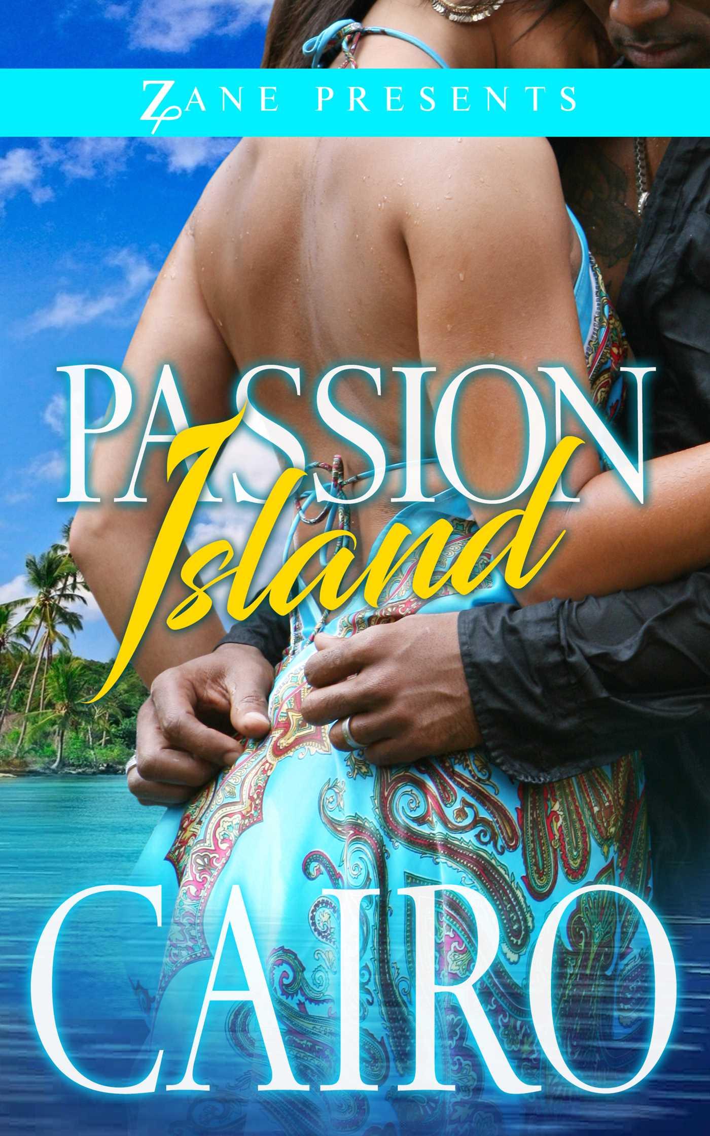 Passion island 9781593096984 hr