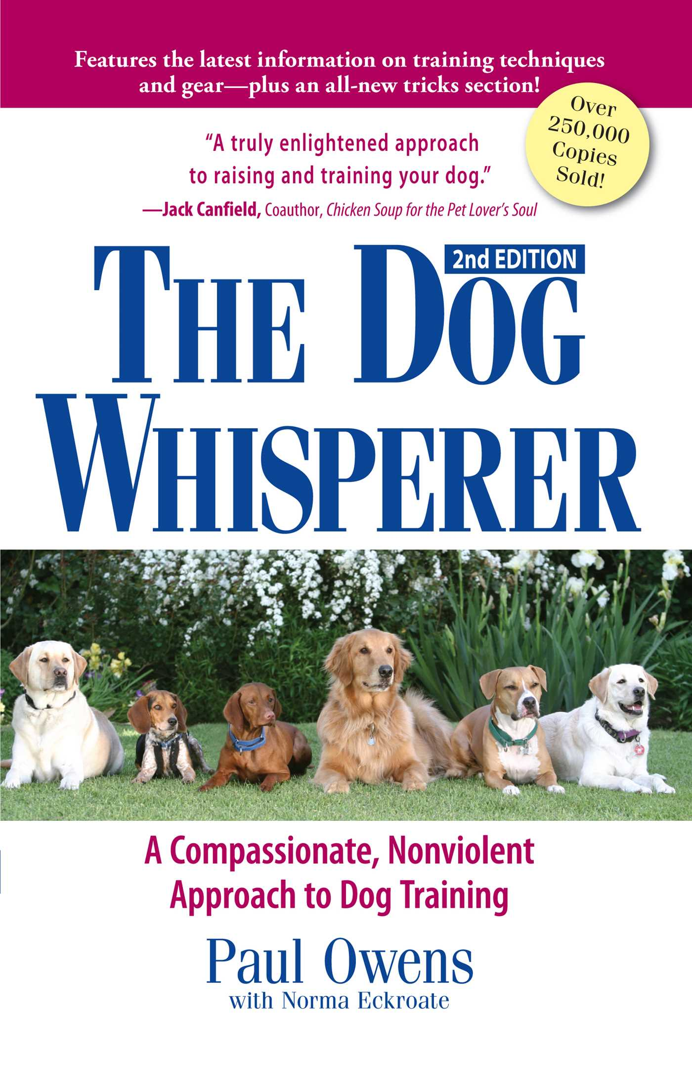 The dog whisperer 9781593375980 hr