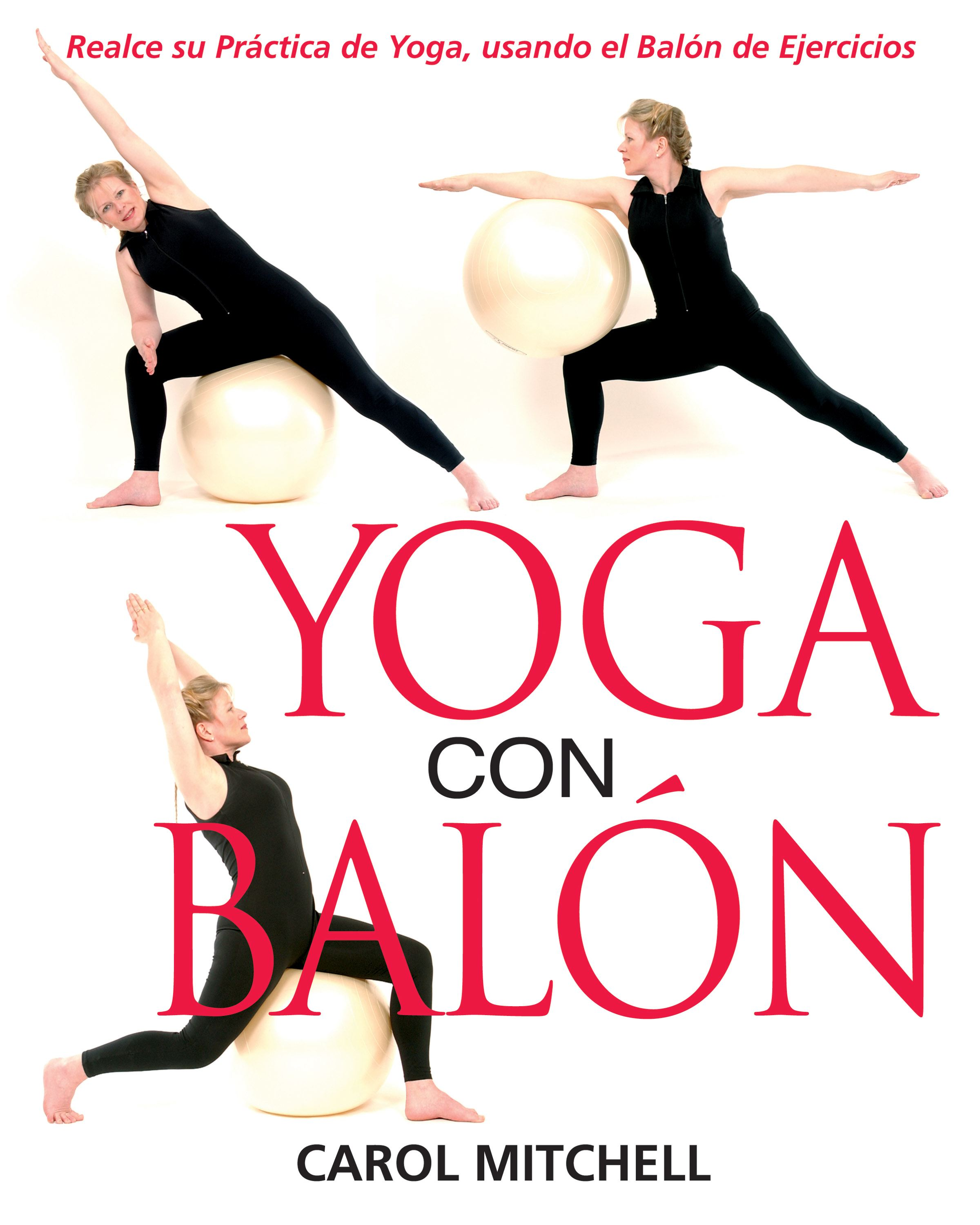 Yoga con balon 9781594770395 hr