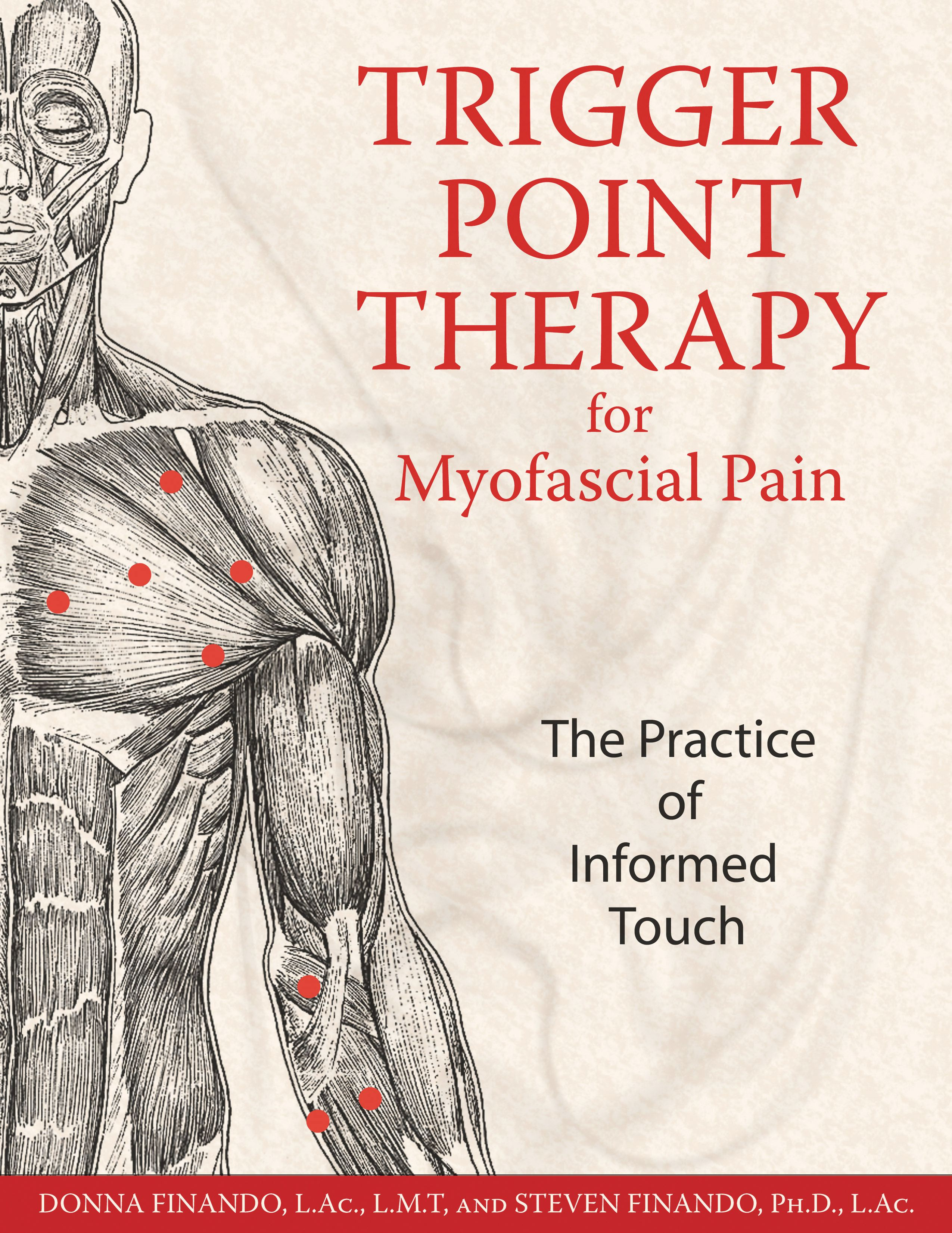 Trigger point therapy for myofascial pain 9781594770548 hr