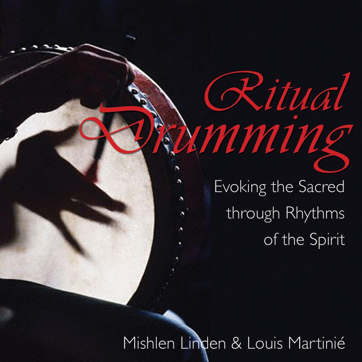 Ritual drumming 9781594770722 hr