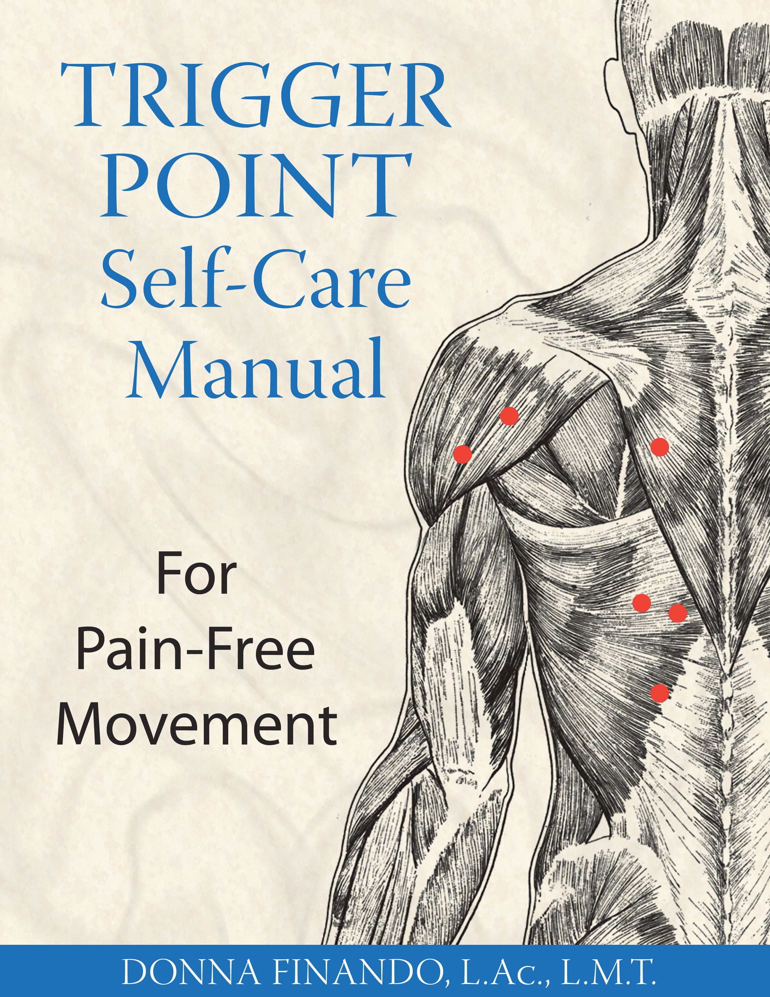 Trigger point self care manual 9781594770807 hr