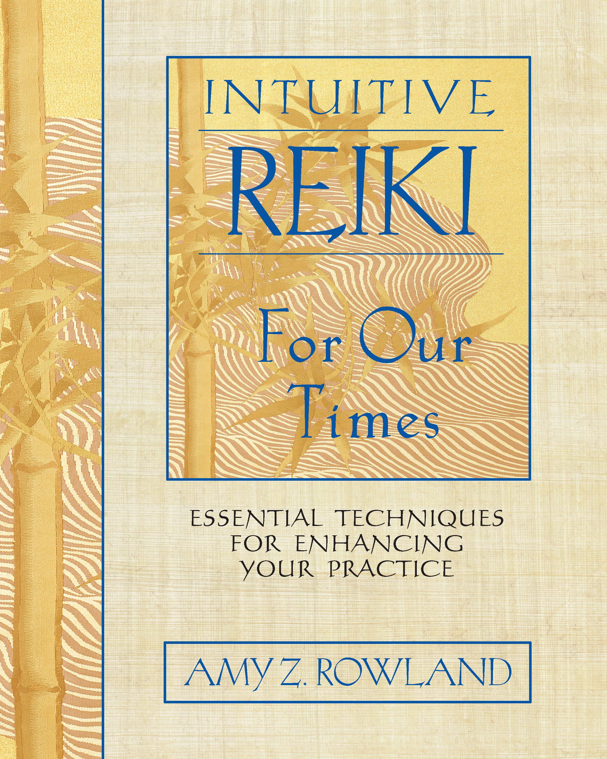 Intuitive reiki for our times 9781594770999 hr