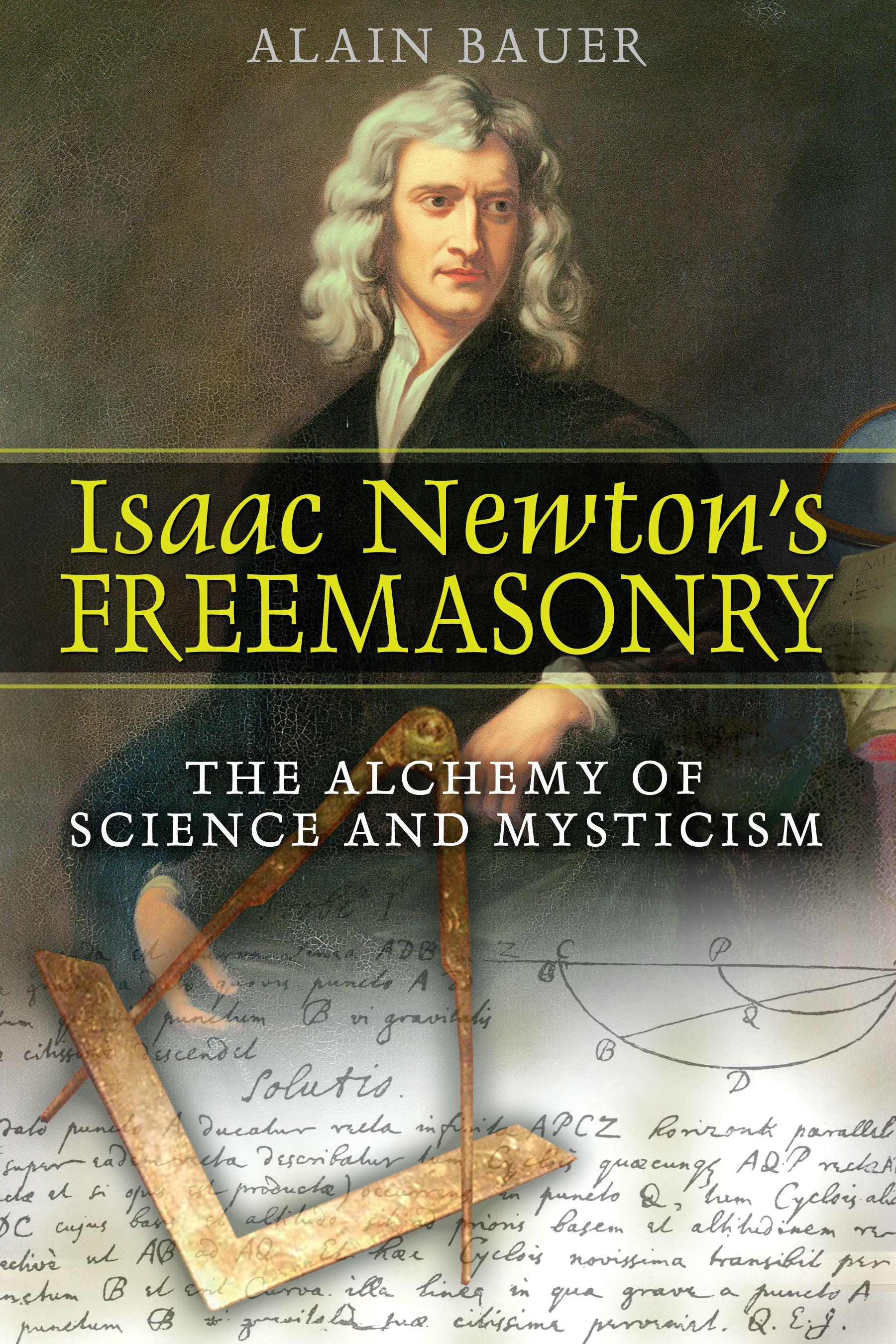 Isaac newtons freemasonry 9781594771729 hr