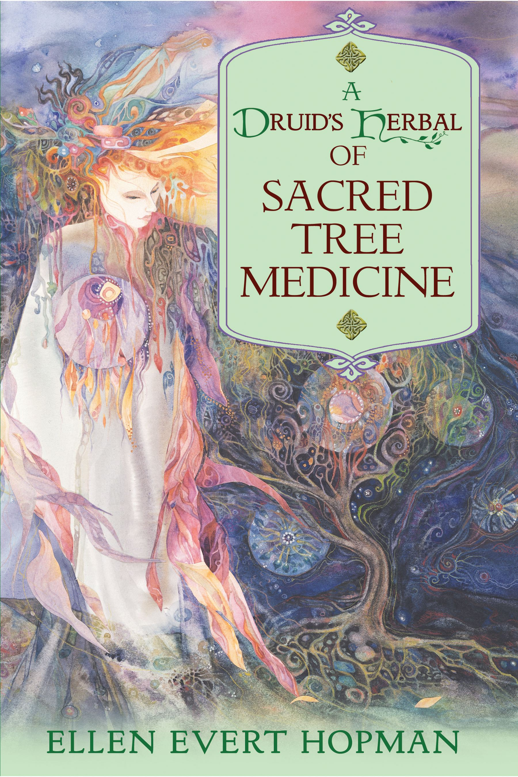 A druids herbal of sacred tree medicine 9781594772306 hr