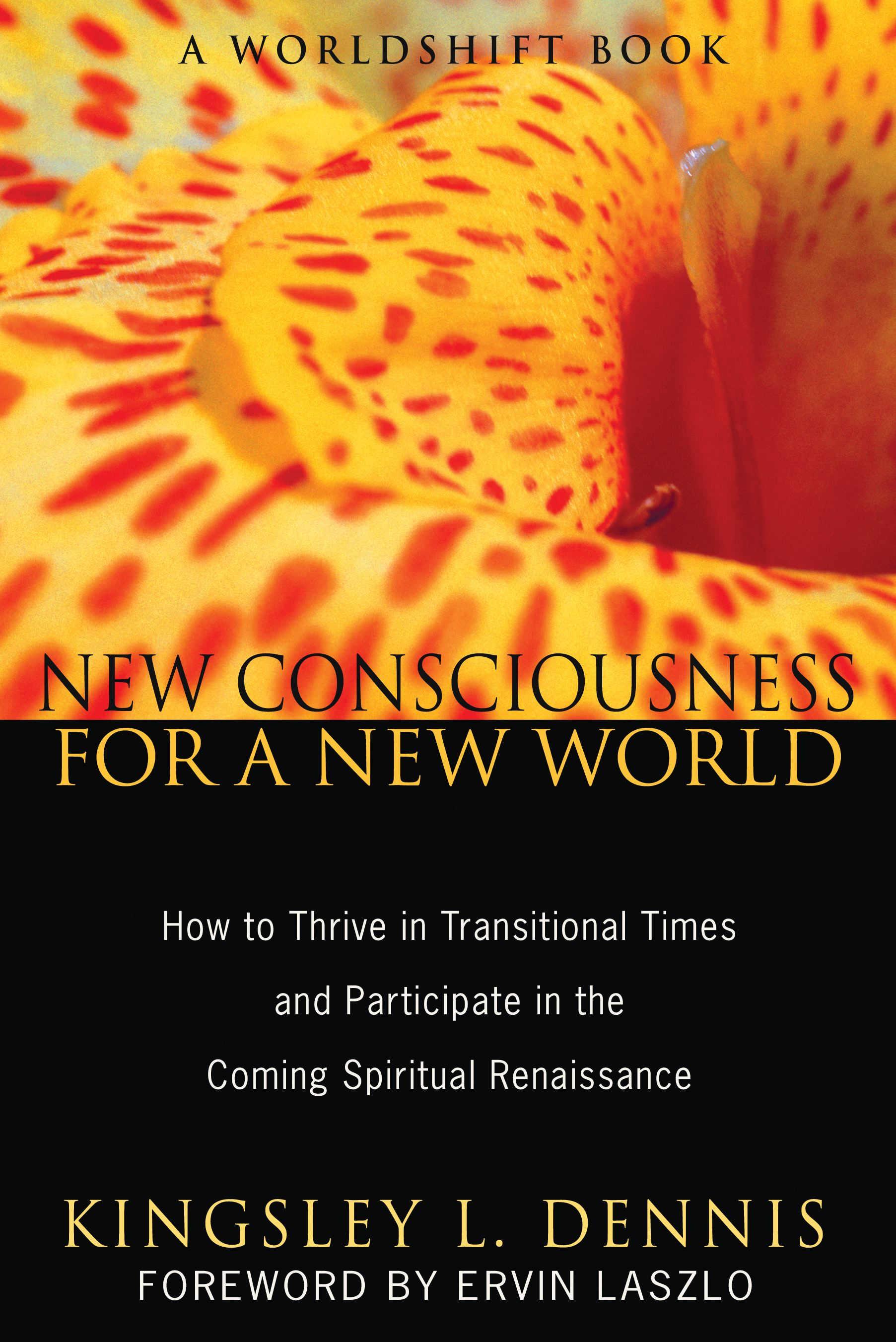 New Consciousness for a New World | Book by Kingsley L