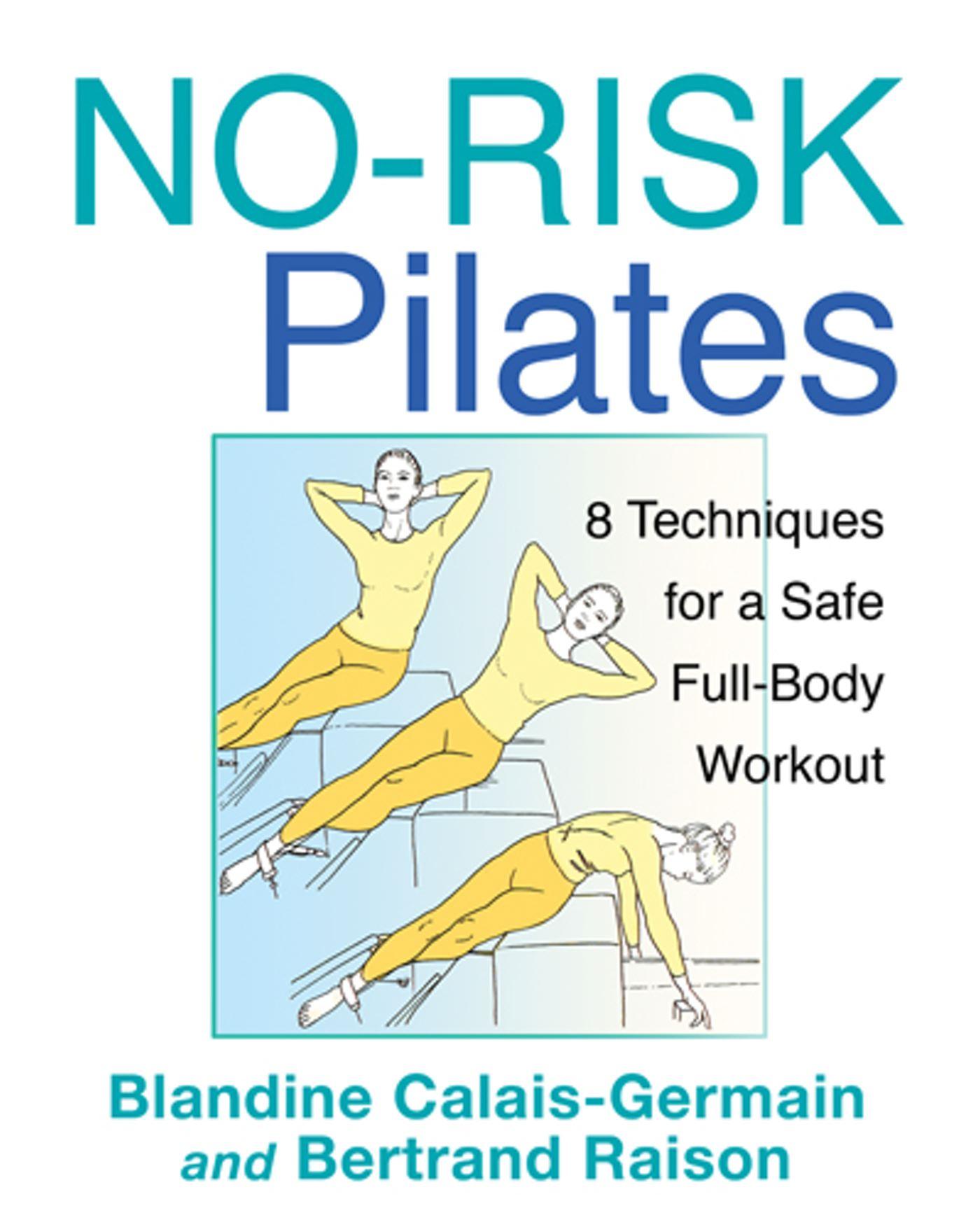 No risk pilates 9781594774430 hr