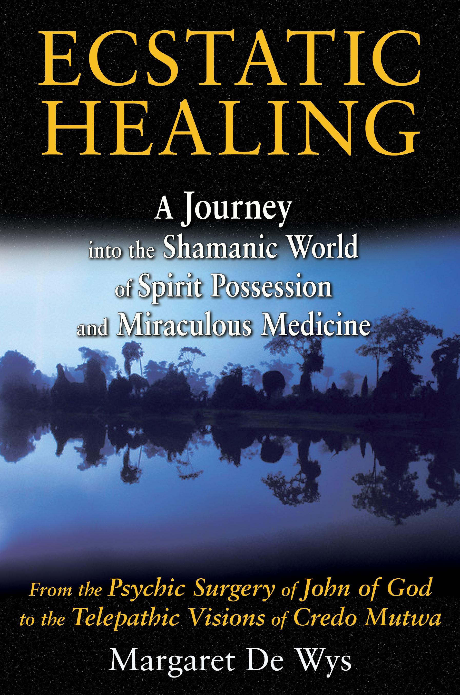 Ecstatic healing 9781594774560 hr