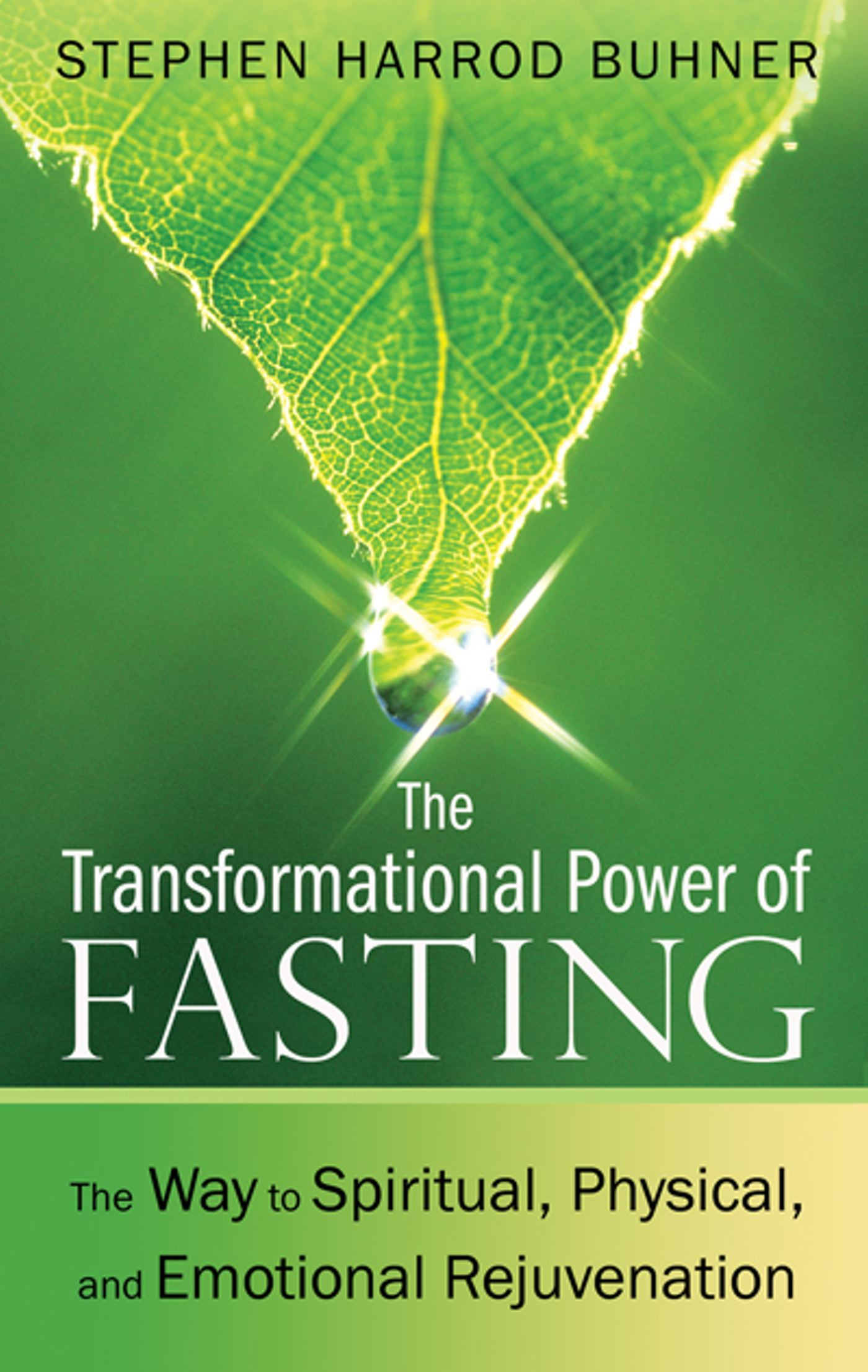 The Transformational Power of Fasting | Book by Stephen Harrod