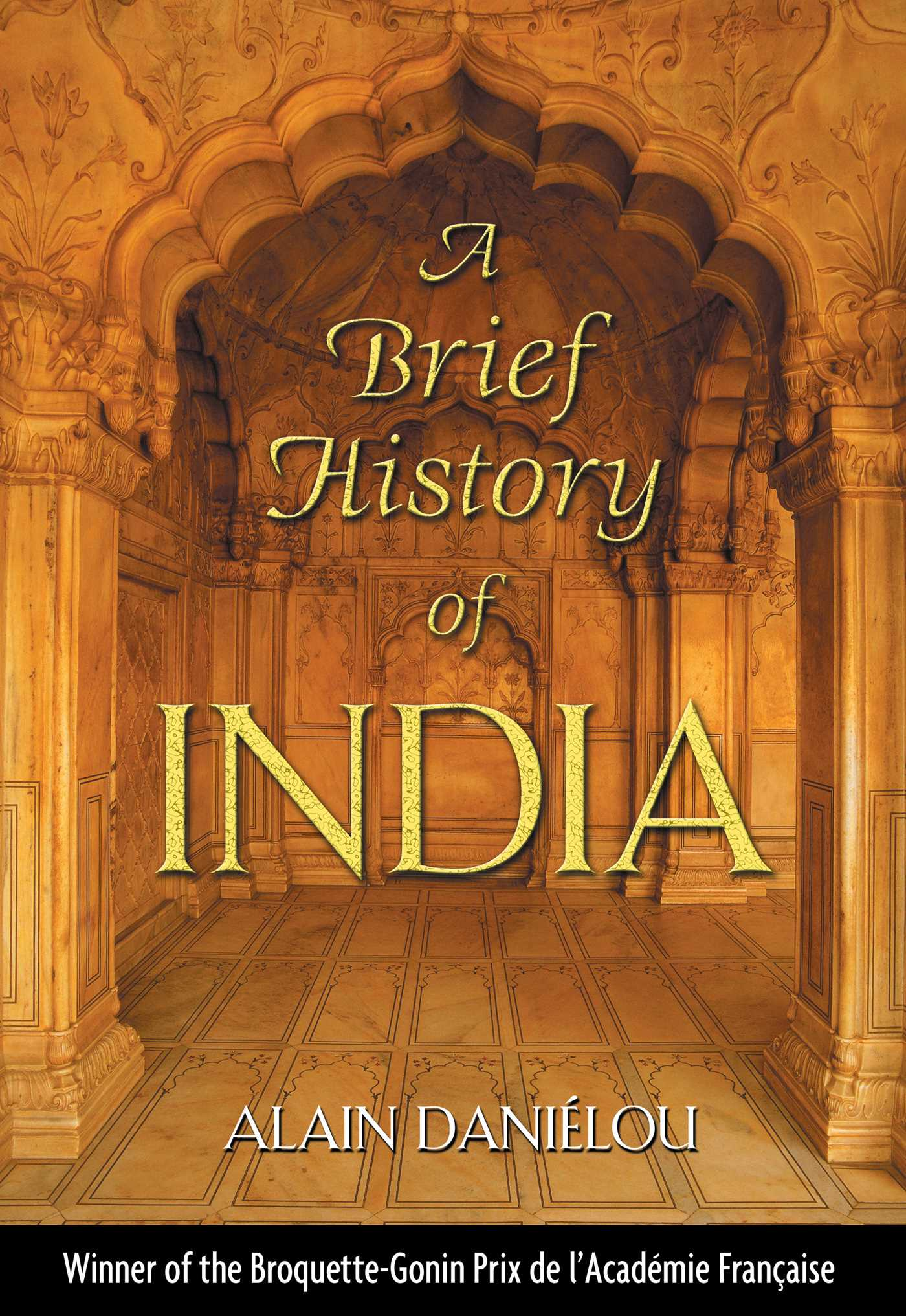 A brief history of india 9781594777943 hr