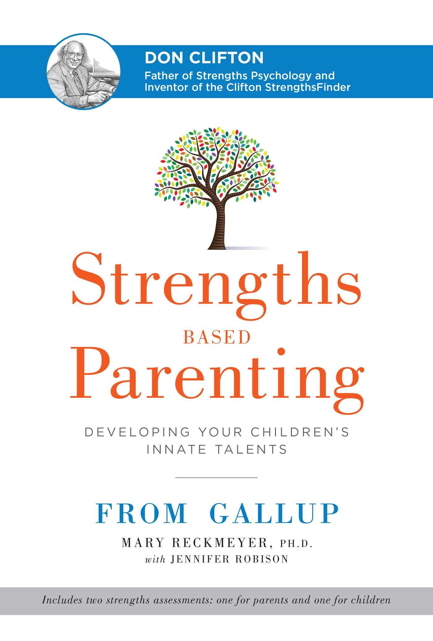 Strengths based parenting 9781595621009 hr