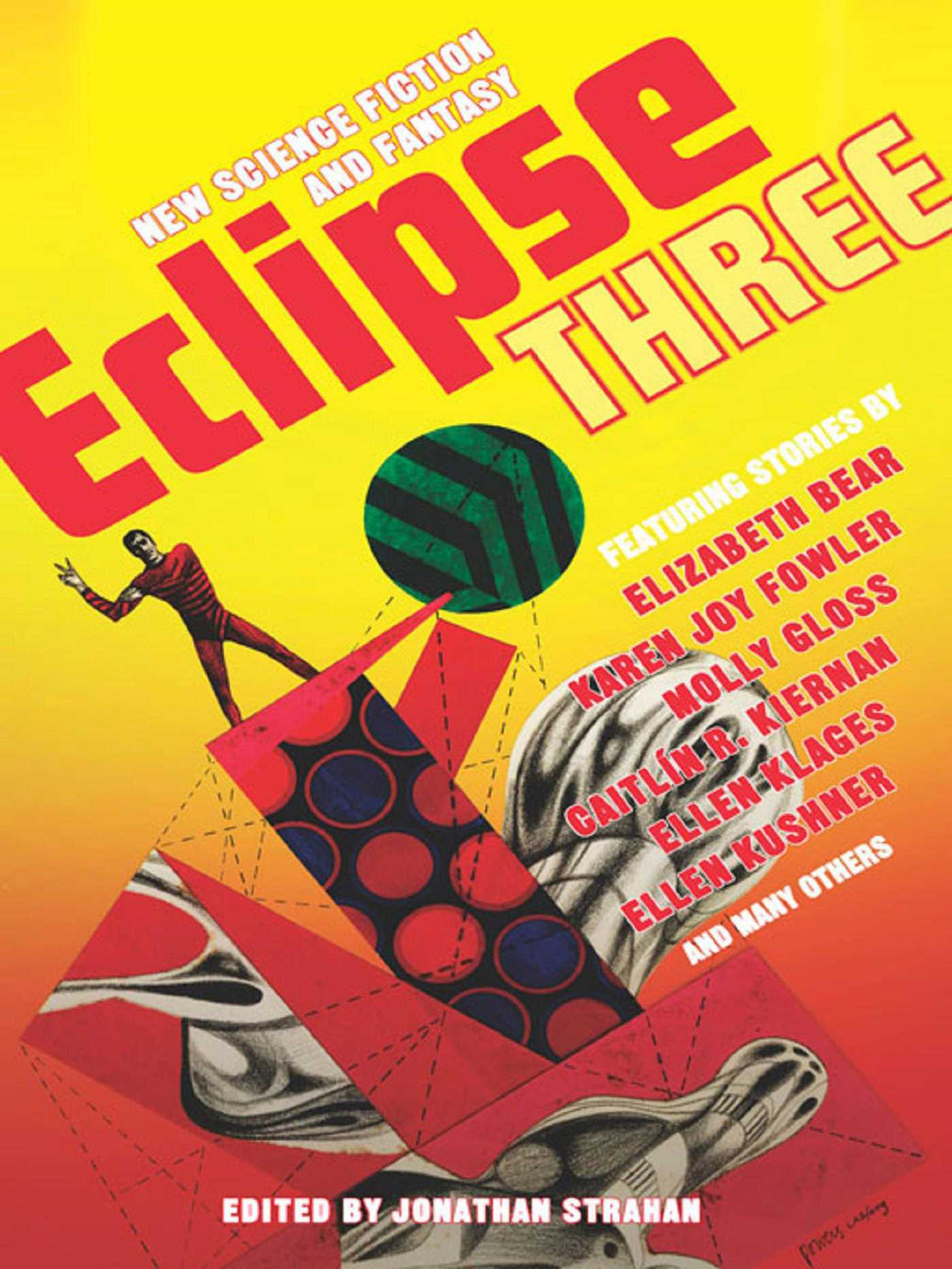Image result for Jonathan Strahan, ed.: Eclipse Three.