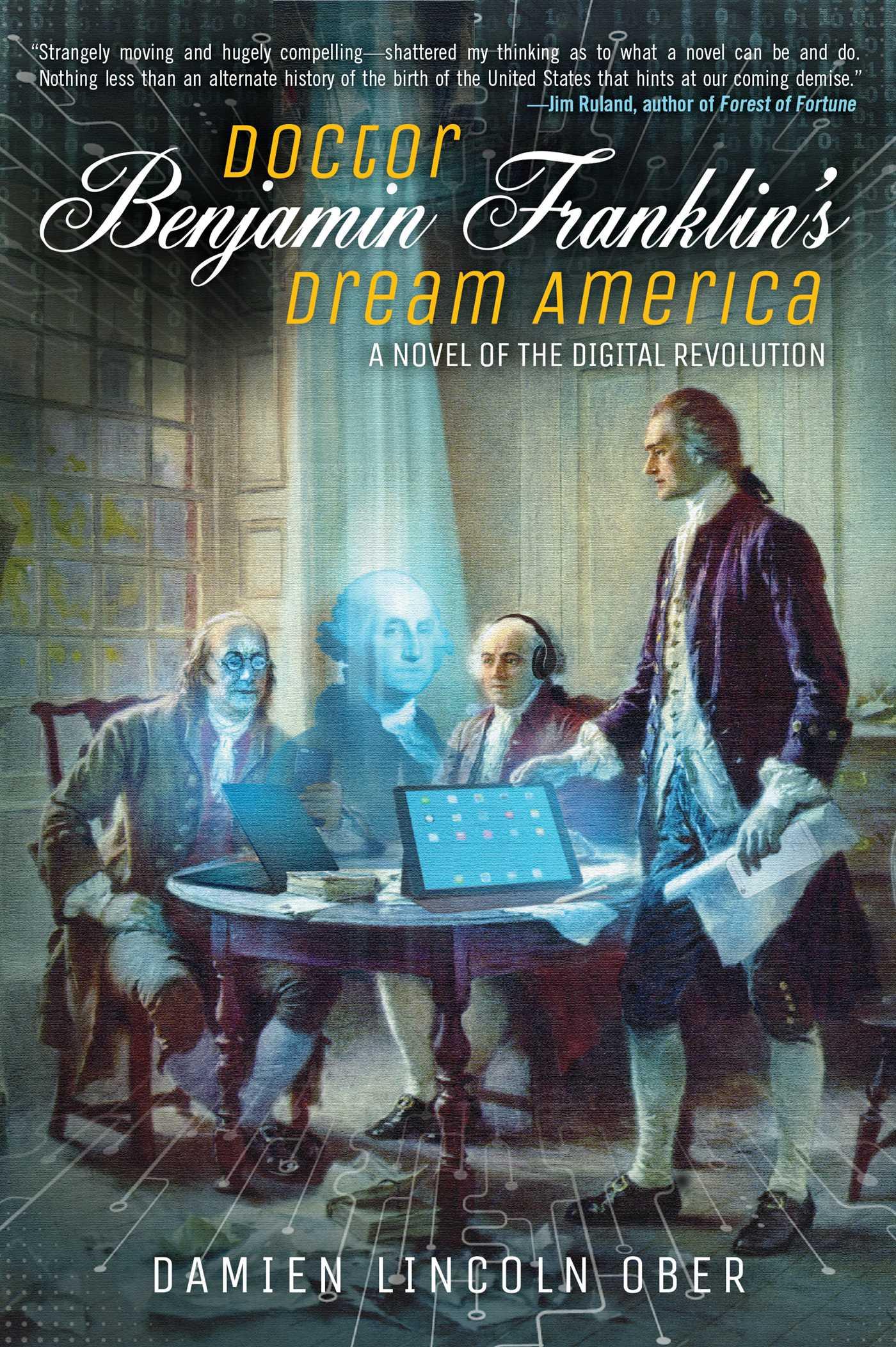 Doctor benjamin franklins dream america 9781597806220 hr