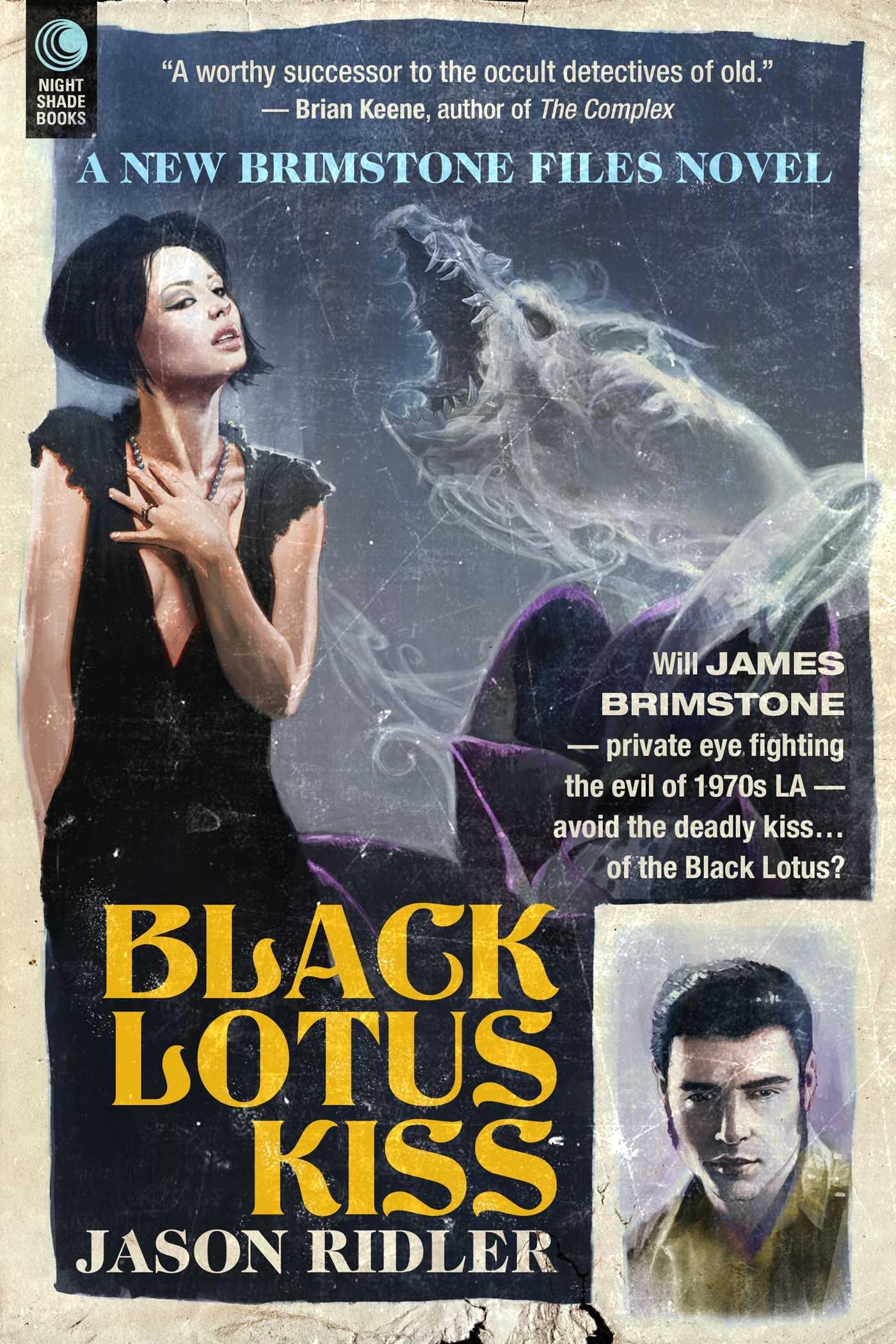 Black lotus kiss 9781597806336 hr