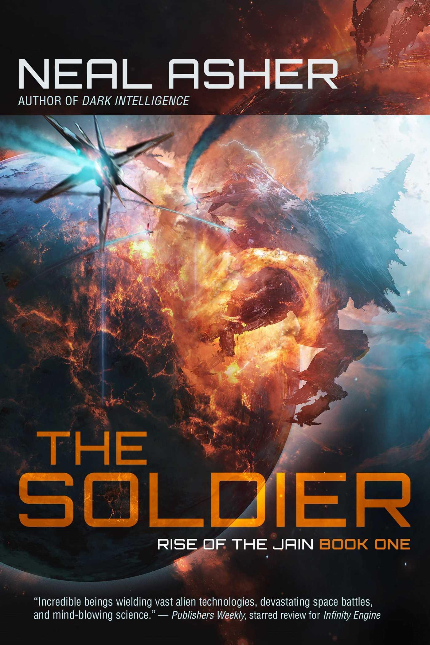 The soldier 9781597806404 hr