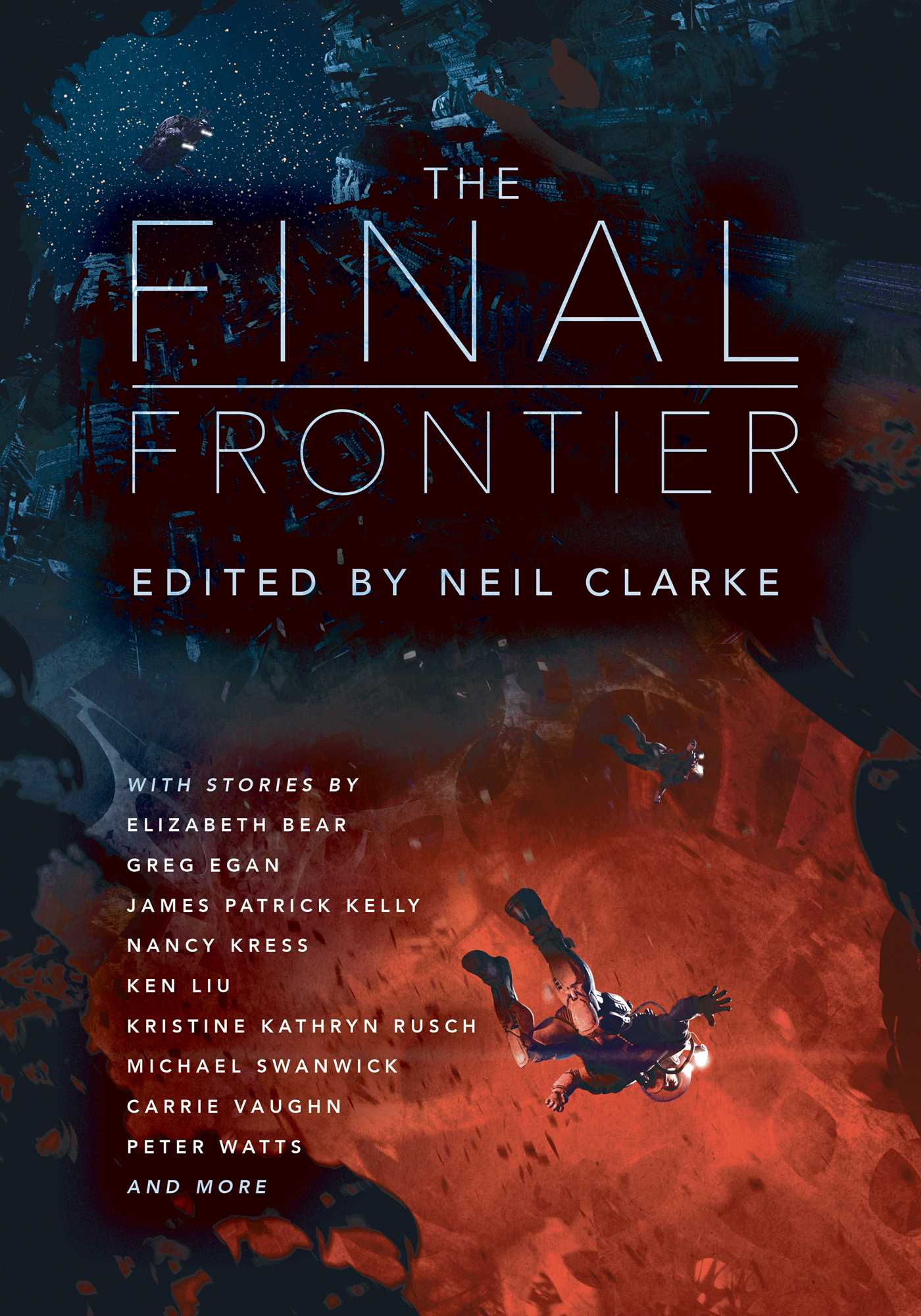 The final frontier 9781597806503 hr