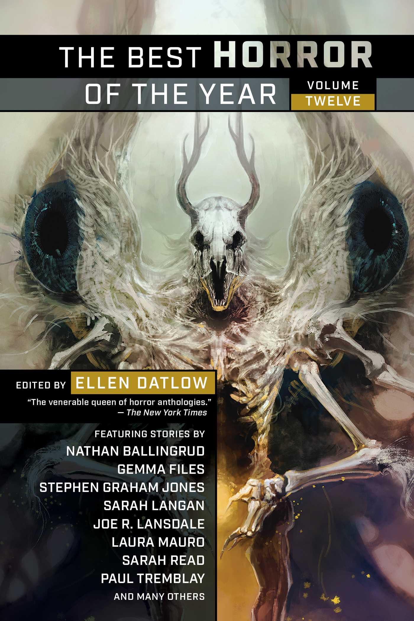 The Best Horror of the Year Volume Twelve   Book by Ellen Datlow   Official  Publisher Page   Simon & Schuster