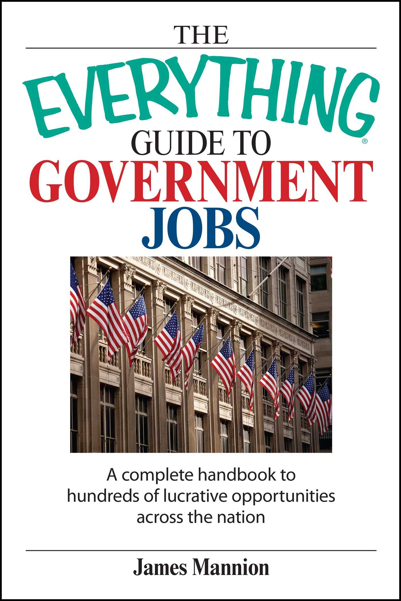 The everything guide to government jobs 9781598690781 hr