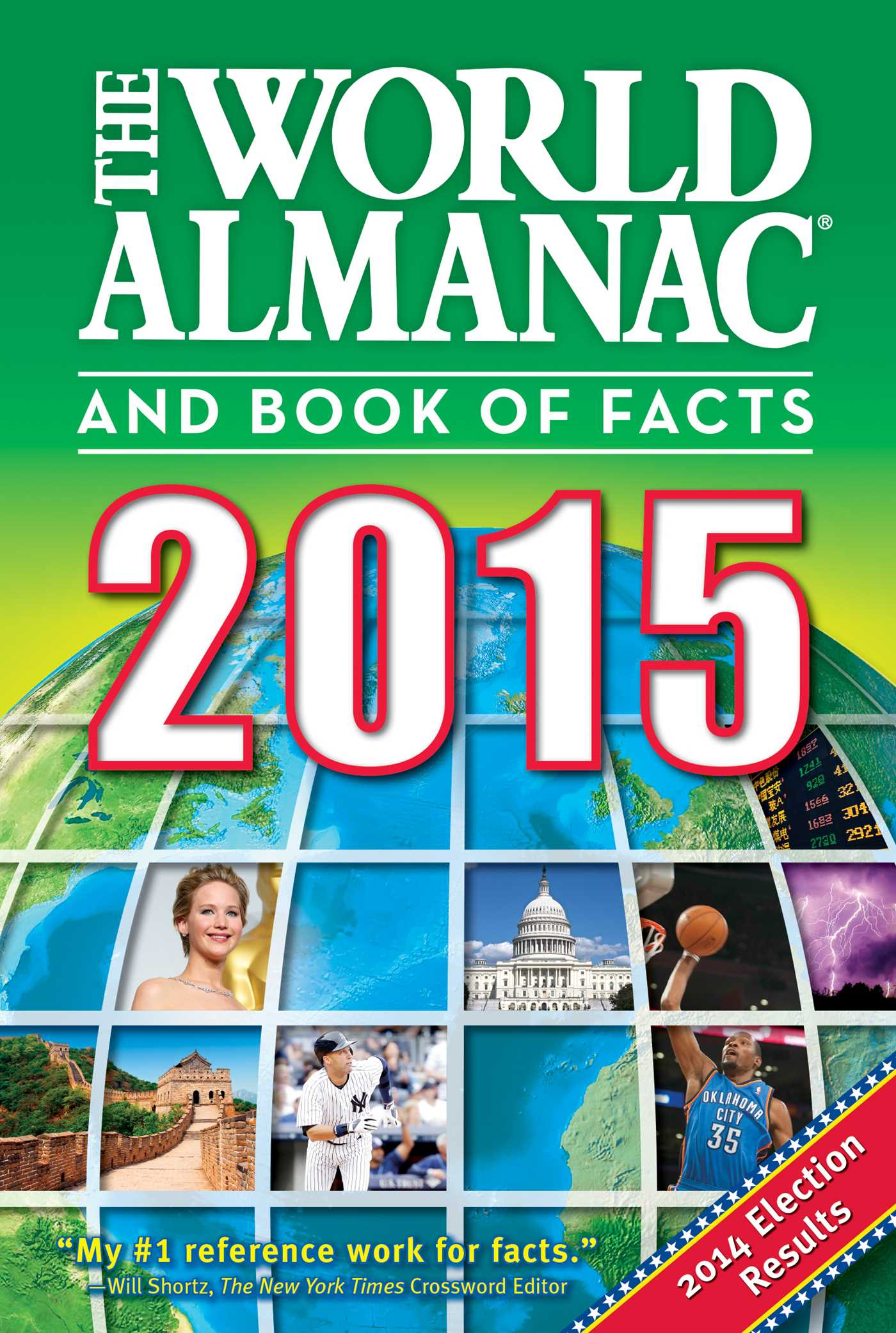 The World Almanac and Book of Facts 2015 | Book by Sarah