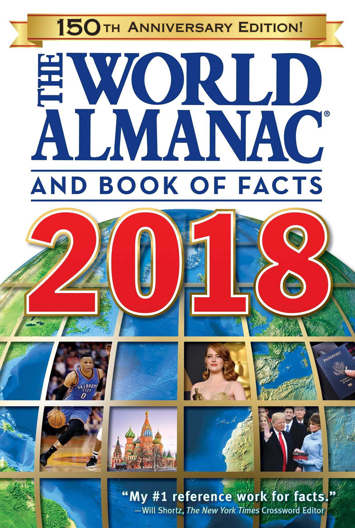 The world almanac and book of facts 2018 9781600572111 hr