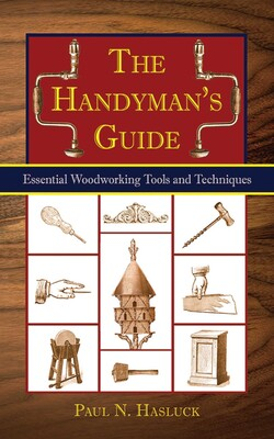 The Handyman's Guide   Book by Paul N  Hasluck   Official