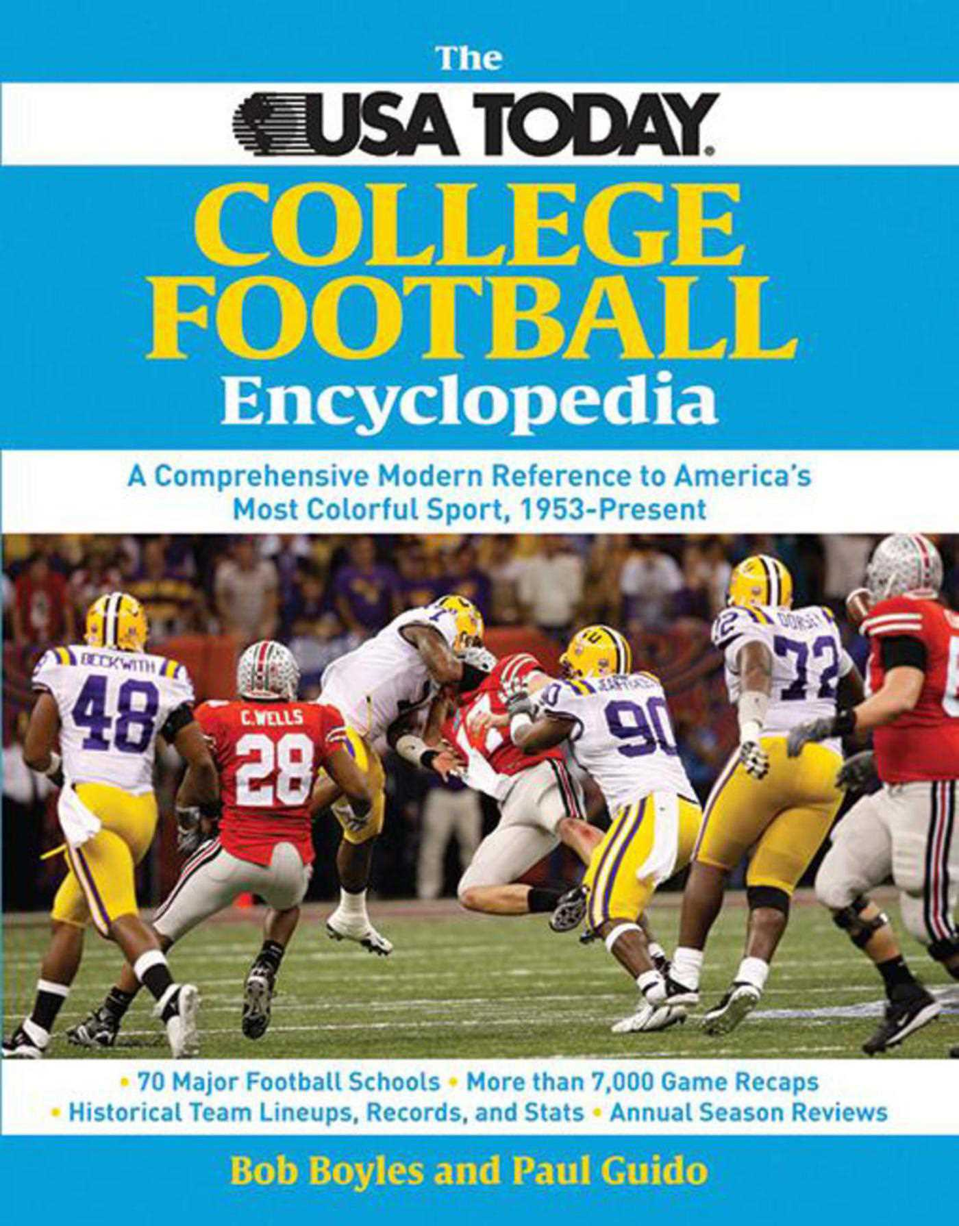 The USA TODAY College Football Encyclopedia 2008-2009 | Book by Bob
