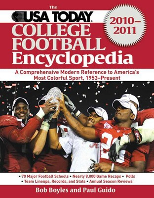 The Usa Today College Football Encyclopedia 2010 2011 Book By Bob