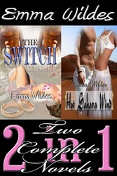 Emma Wildes 2-in-1: The Switch & Hot Sahara Wind