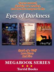 Eyes Of Darkness Megabook Volume 1