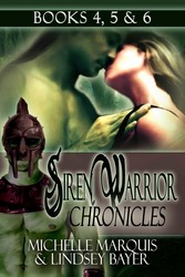 Siren Warrior Chronicles: Books 4, 5 and 6