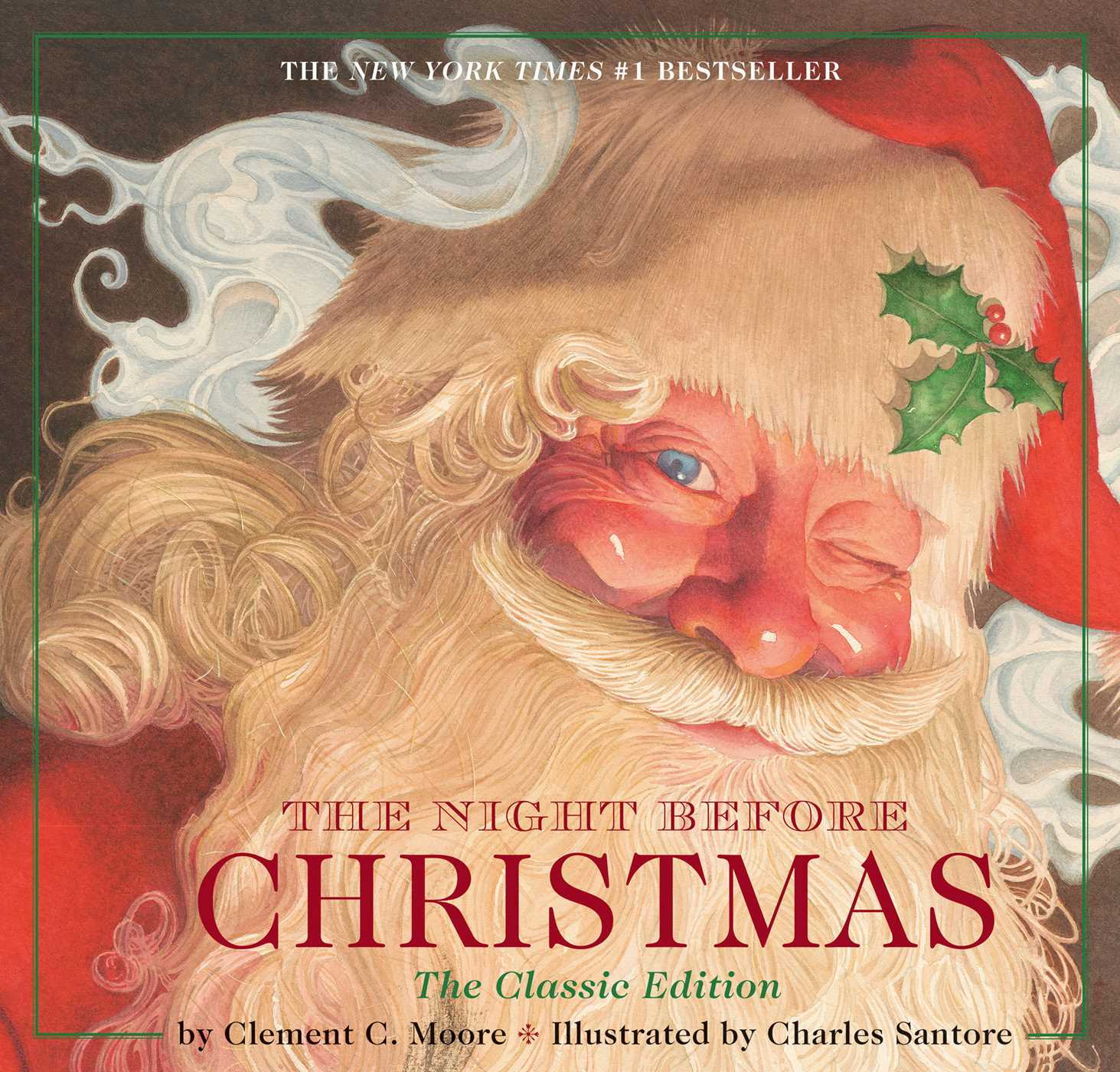 Night before christmas hardcover 9781604332377 hr