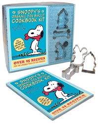 Snoopy's Organic Dog Biscuit Kit