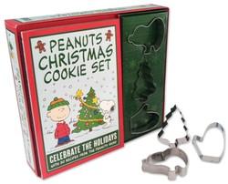 Peanuts Christmas Cookie Set