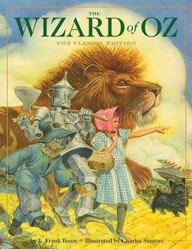The allegory of the wizard of oz by frank baum