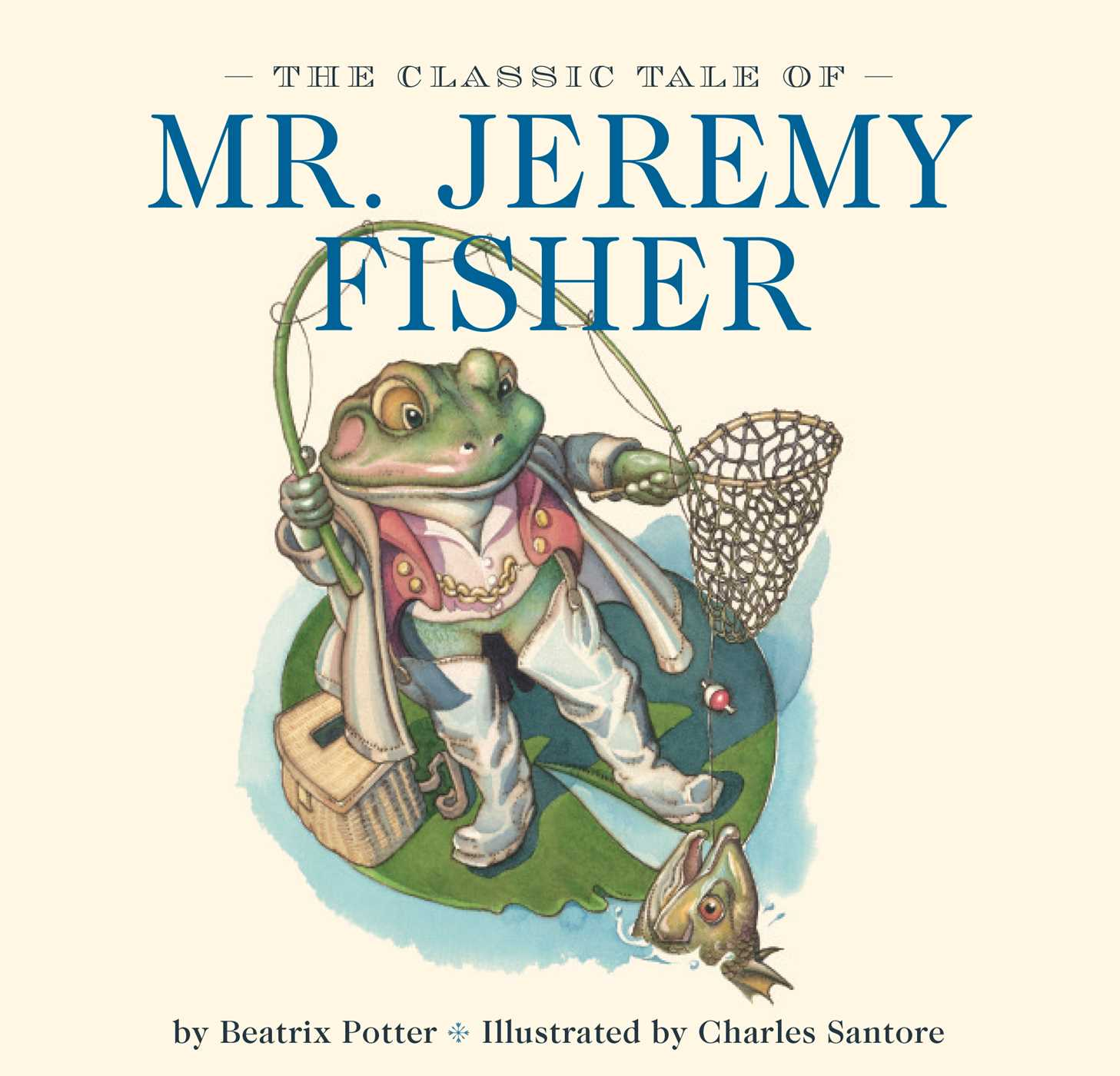 Classic tale of mr jeremy fisher 9781604335484 hr