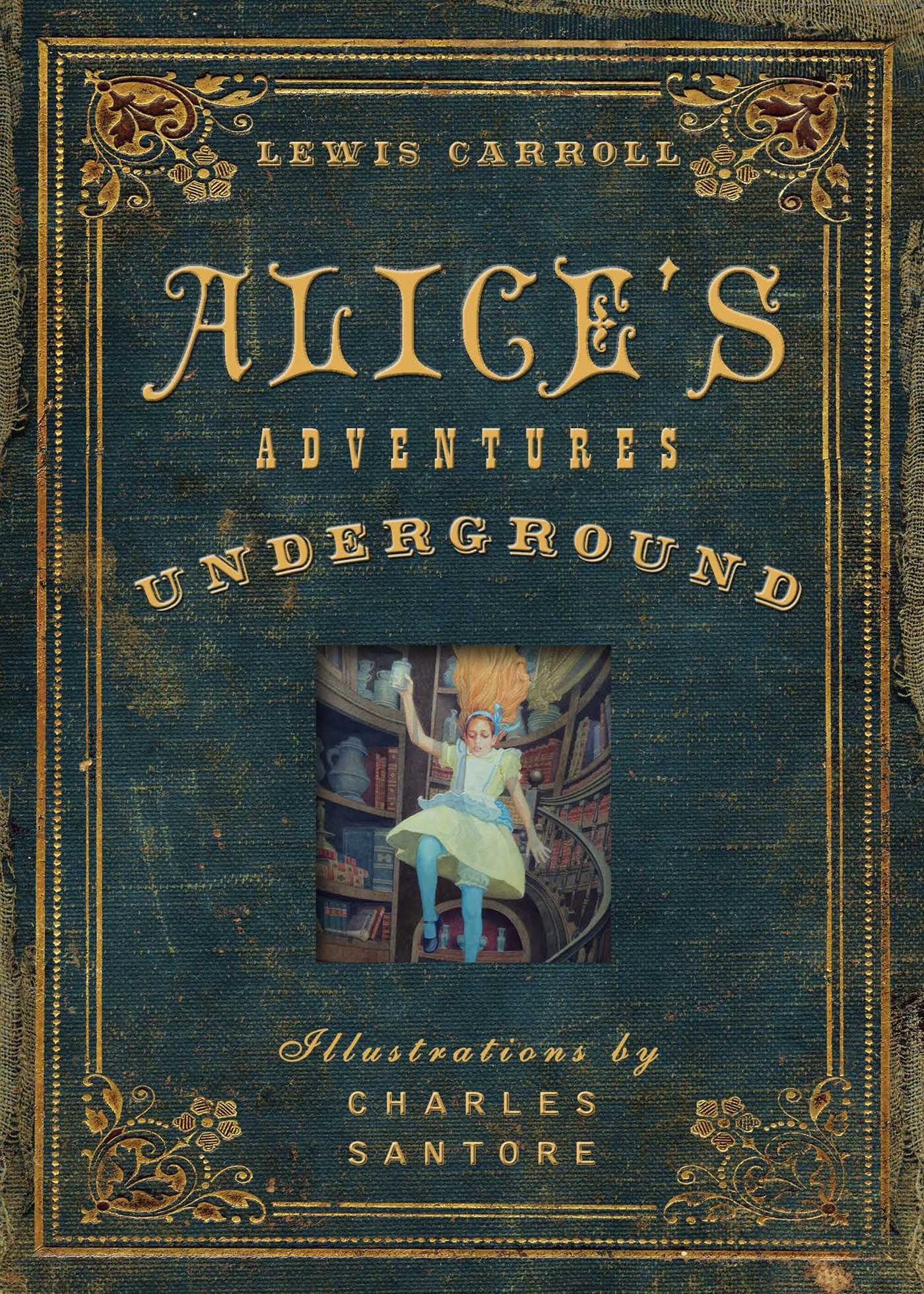 Very short summary of alice in wonderland-5644
