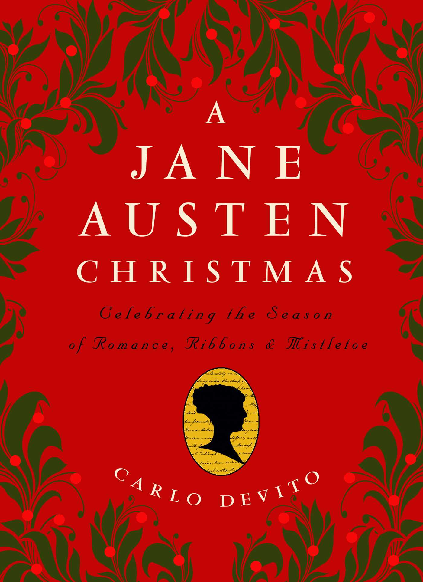 A Jane Austen Christmas Book By Carlo Devito Official Publisher