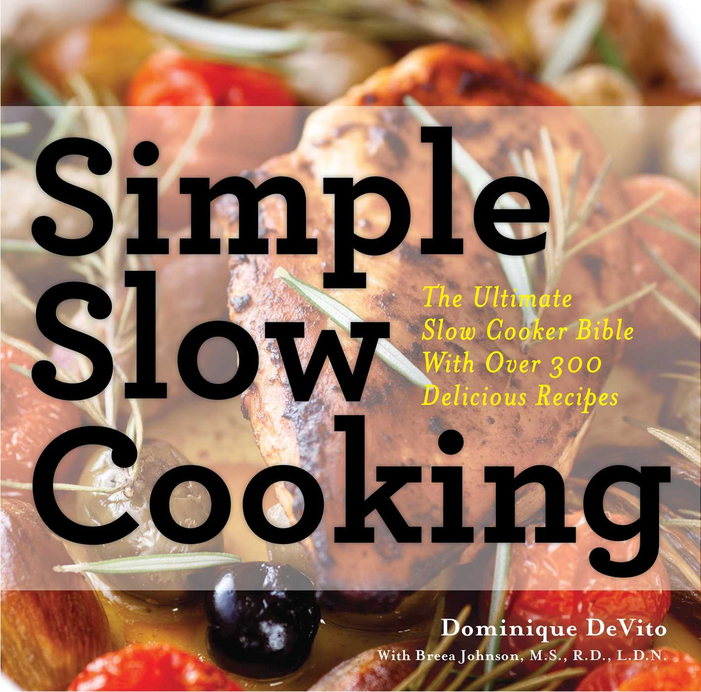 Simple slow cooking 9781604335927 hr
