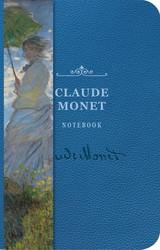 Claude Monet Signature Notebook