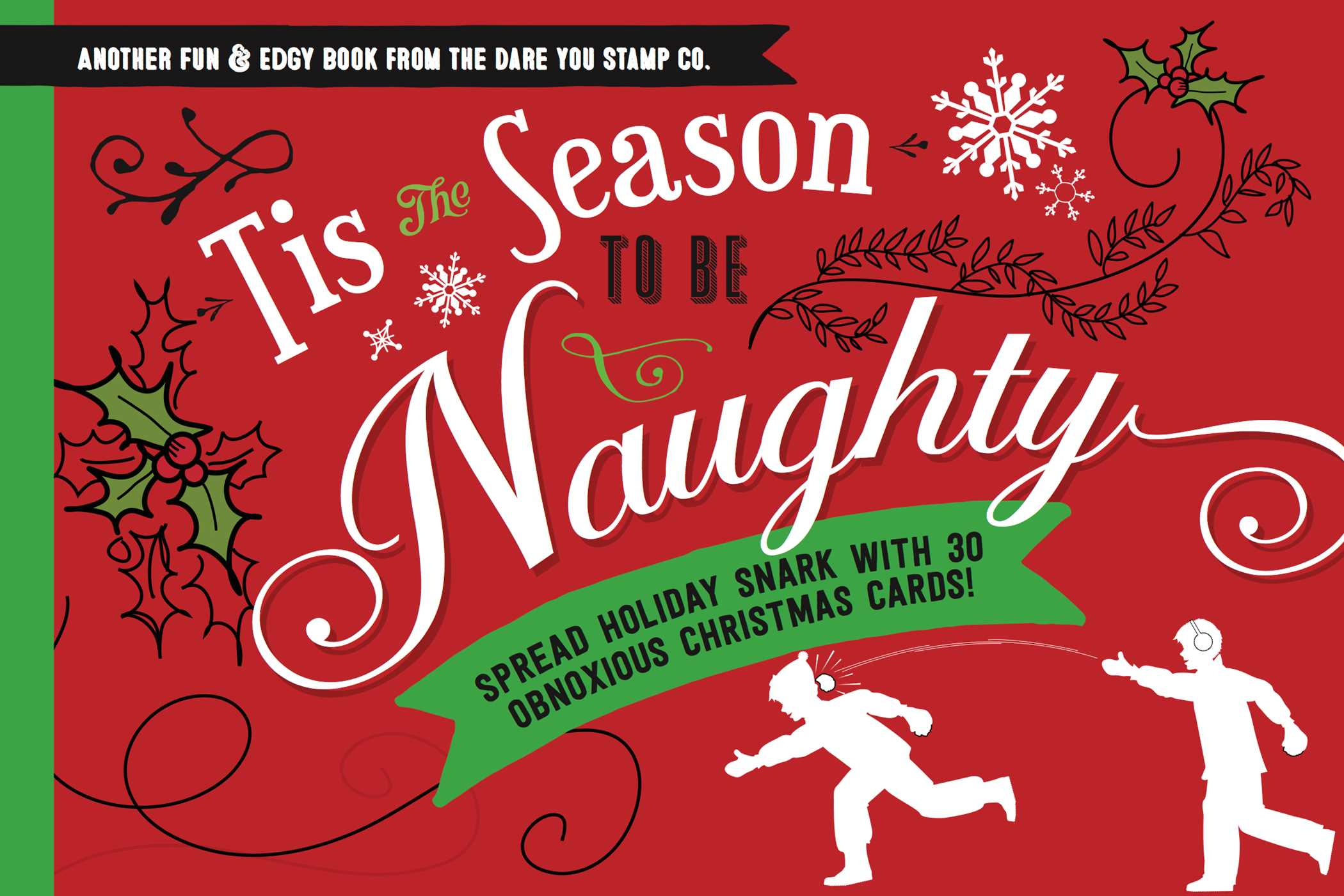 Tis the Season to be Naughty | Book by Cider Mill Press | Official ...