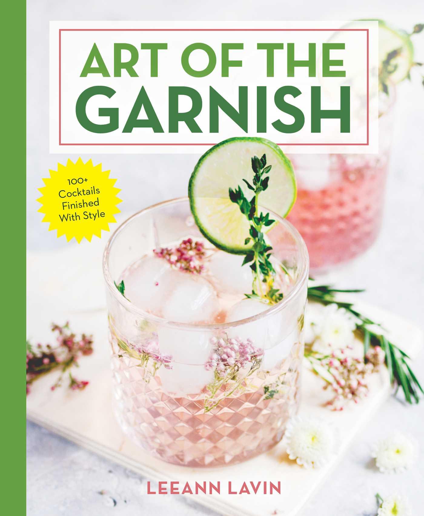 The art of the garnish 9781604336696 hr