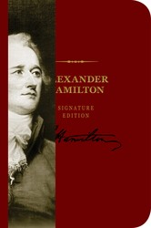 Alexander Hamilton Signature Notebook