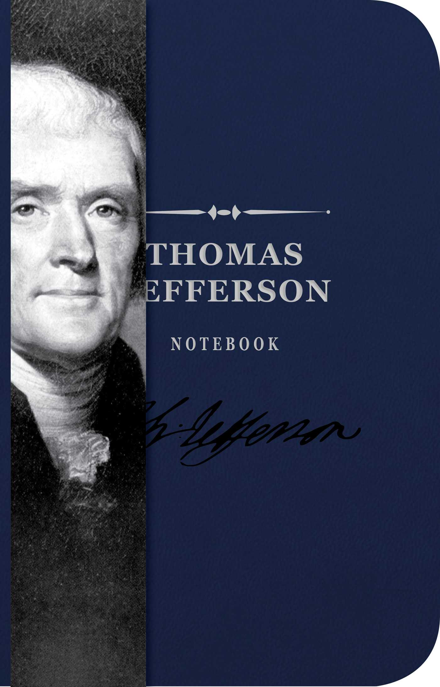 The thomas jefferson notebook 9781604337198 hr