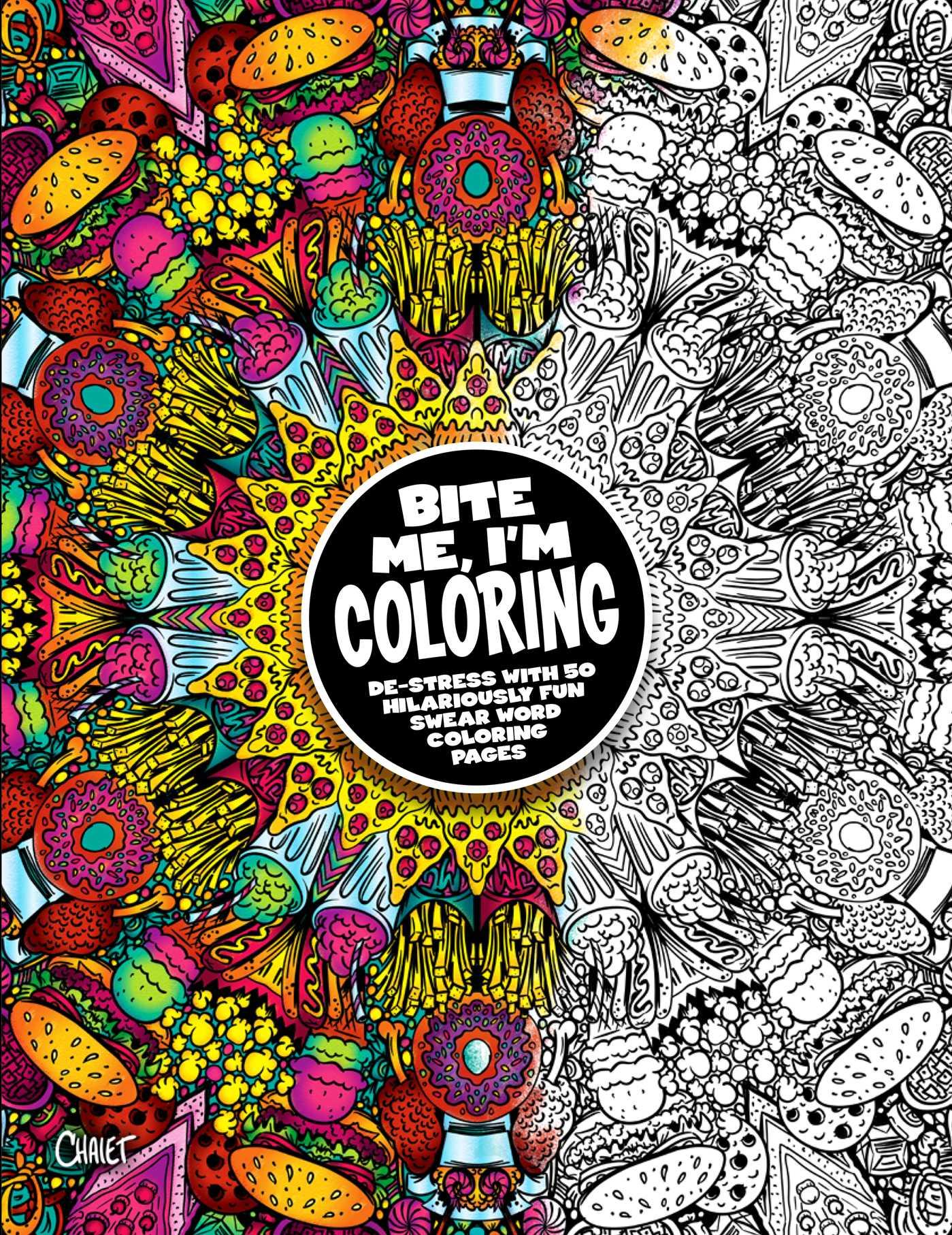 Bite me im coloring 9781604337242 hr