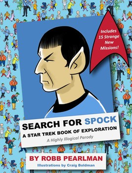 Search for Spock