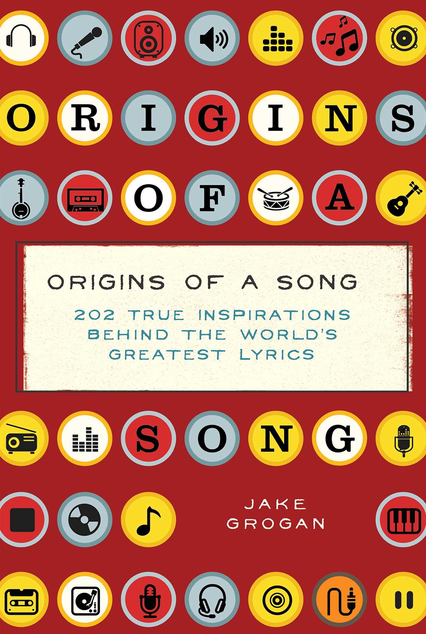 Origins of a song 9781604337754 hr